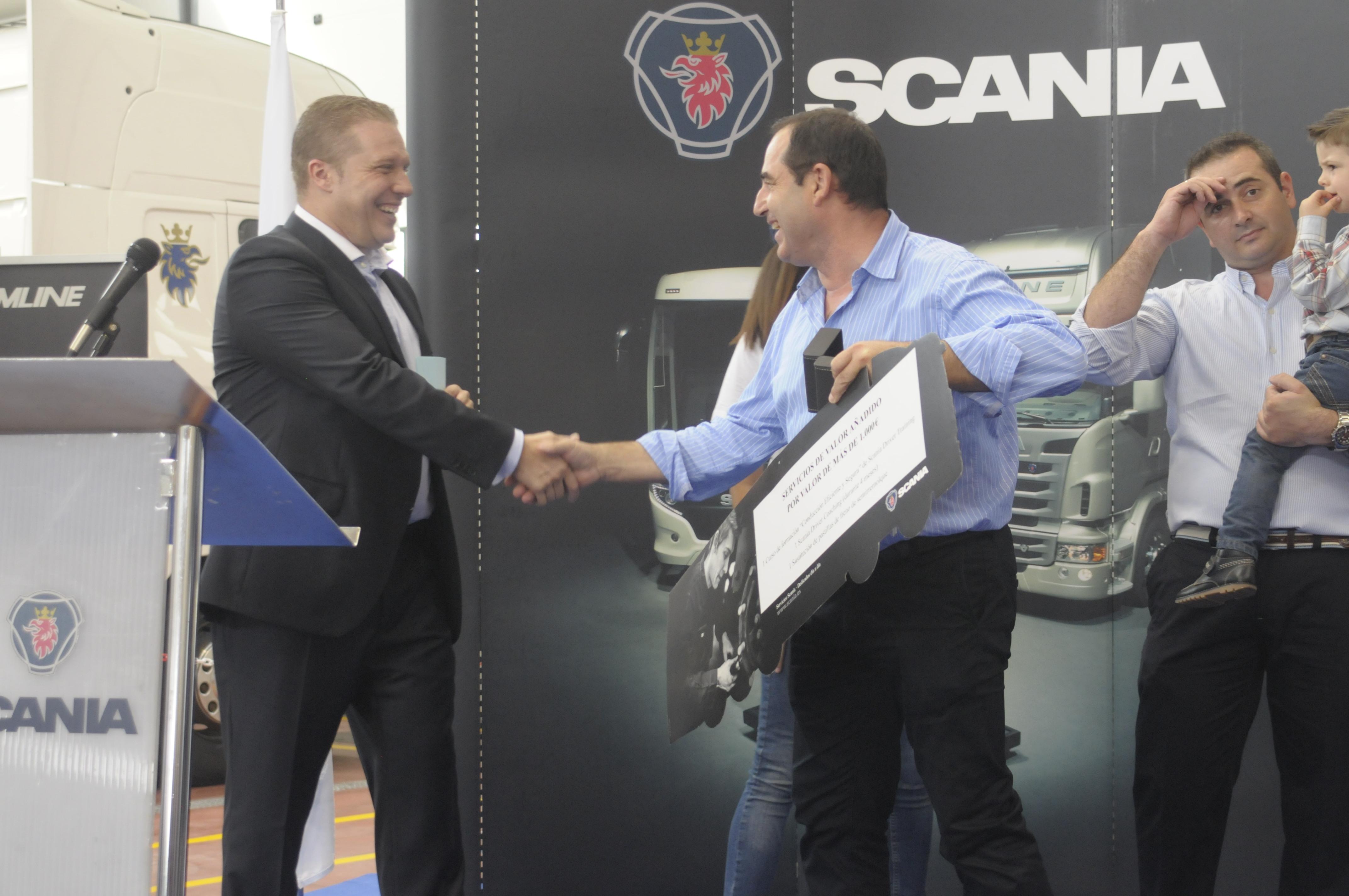 Inaguración sede Scania