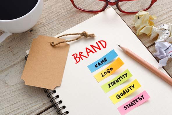 diseño de marca brand