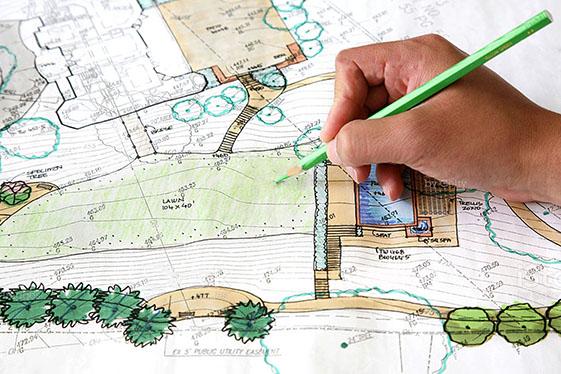 mapa diseño interior