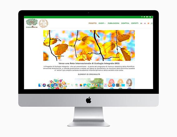 Ecologia IntegraleProyecto de investigación didactica de la Pontificia Universidad Antonianum para promover la Encidica Laudato si´